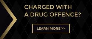 Charged with a drug offence?