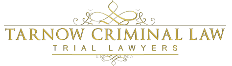 Tarnow Criminal Law